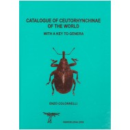 Colonnelli E., 2004: Catalogue of Ceutorhynchinae of the World, with a key to Genera ( Coleoptera: Curculionidae ), 124 pp.