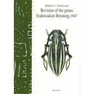 Danilevsky M. L., 2007: Revision of the genus Eodorcadion Breuning, 1947