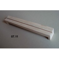 07.11 - Setting boards - span 4 cm, length 30 cm, groove 4 mm