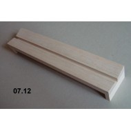 07.12 - Setting boards - span 6 cm, length 30 cm, groove 6 mm