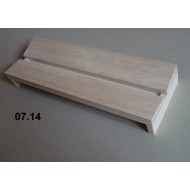07.14 - Setting boards - span 10 cm, length 30 cm, groove 10 mm