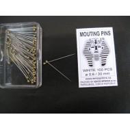 Speciální etiketovací špendlíky - balení 100 ks