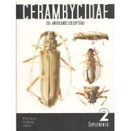 Galileo M. H. M., Martins U. R., Moysés E., 2008: Cerambycidae sul-americanos (Coleoptera), Suplemento 2