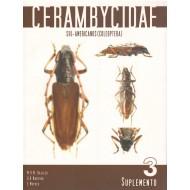 Galileo M. H. M., Martins U. R., Moysés E., 2011: Cerambycidae sul-americanos (Coleoptera), Suplemento 3