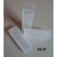 Archiv box 5 (pro 5 skel), průsvitný polyetylén
