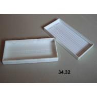 Archiv box 50 (pro 50 skel), bílý plast