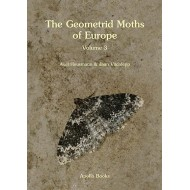 Hausmann, A. GEOMETRID MOTHS OF EUROPE.Vol. 3