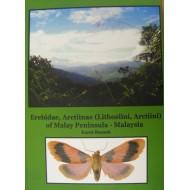 Bucsek Karol Erebidae, Arctiinae of Malay Peninsula - Malaysia