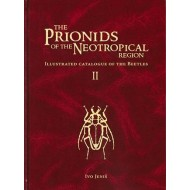 Jeniš Ivo, 2010: The Prionids of the Neotropical region, illustrated catalogue of the beetles, vol. II., 152 p.p.