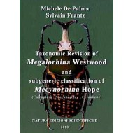Palma M. de, Frantz S., 2010: Taxonomic revision of Megalorhina Westwood and subgeneric classification of Mecynorhina Hope