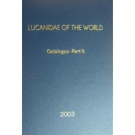 Krajcik, M.,2003. LUCANIDAE OF THE WORLD Catalogue - Part II.