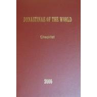 Krajcik, M.,2005. DYNASTINAE OF THE WORLD -Checklist