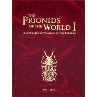 Jeniš I., 2008: The Prionids of the World I. Illustrated catalogue of the beetles. 128 pp.