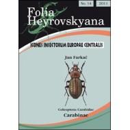Farkač J., 2011: Carabidae: Carabinae: Calosoma, Carabus, Cychrus.