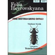 Novák V., 2007: Tenebrionidae.