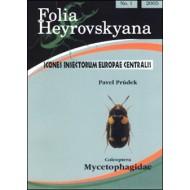 Průdek P., 2005: Mycetophagidae. 4 pp. Folia Heyrovskyana