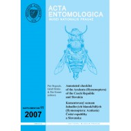Bogusch P., Straka J., Kment P., 2007: Annotated checklist of the Aculeata (Hymenoptera) of the Czech Republic and Slovakia.