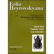 Král D., Malý V., Schneider J., 2001: Revision of the genera Odontotrypes and Phelotrupes (Coleoptera: Geotrupidae).