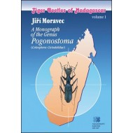 Moravec Jiří, 2007: A monograph of the genus Pogonostoma. Tiger beetles of Madagascar, volume 1.