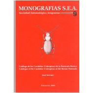 Serrano J., 2003: Catalogue of the Carabidae (Coleoptera) of the Iberian Peninsula. 130 pp.
