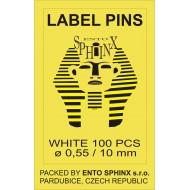 Etiketovací špendlíky - balení 100 ks