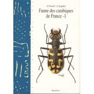 Forel J., Leplat J., 2001: Faune des carabiques de France 1