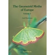 AB1 - Hausmann A. 2001: The Geometrid Moths of Europe, Volume 1: