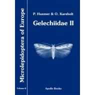 ABM6 - Huemer, P. & O. Karsholt 2010: MICROLEPIDOPTERA OF EUROPE - Gelechiidae II