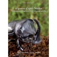 MC02 - Marchisio R., Zunino M. 2012:   Il genere Copris Müller. Tassonomia, filogenesi e note di zoogeografia.