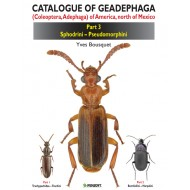 Catalogue 	Catalogue of Geadephaga (Coleoptera, Adephaga) of America, north of Mexico, part 3 Sphodrini-Pseudomorphini