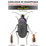 Bousquet Y. 2012: Catalogue of Geadephaga (Coleoptera, Adephaga) of America, north of Mexico,  part 2 Bembidini-Harpalini