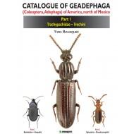 Bousquet Y. 2012: Catalogue of Geadephaga (Coleoptera, Adephaga) of America, north of Mexico,  part 1 Trachypachidae - Trechini