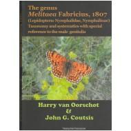 Oorschot van H., Coutsis G. J., 2014: The genus Melitaea Fabricius, 1807 (Lepidoptera: Nymphalidae, Nymphalinae)