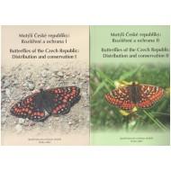 Beneš J., Konvička M., (eds.), 2002: Motýli [Hesperioidea, Papilionoidea] České republiky.