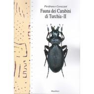 Cavazzuti P., 2014: Fauna dei Carabini di Turchia - 2