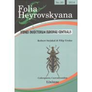 Stejskal R., Trnka F., 2014: Lixinae (Coleoptera: Curculionidae). 17 pp. Folia Heyrovskyana