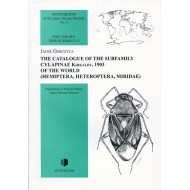 Gorczyca J., 2006: The catalogue of the subfamily Cylapinae Kirkaldy, 1903 of the World