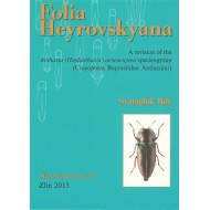 Bílý S., 2015: A revision of the Anhaxia (Haplanthaxia) aeneocuprea species-group (Coleoptera: Buprestidae: Anthaxiini)