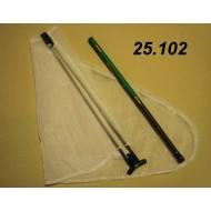 25.112 - Special hunting set - TROPIC (handle 1.5 m, frame Ø 40 cm)
