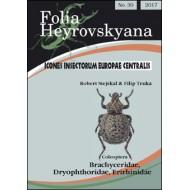 Stejskal R., Trnka F., 2017: Coleoptera: Brachyceridae, Dryophthoridae, Erirhinidae