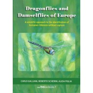Galliani C., Scherini R., Piglia A., 2017: Dragonflies and Damselflies of Europe