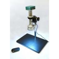 3D Mikroskop sFullHD kamerou a led osvětlením