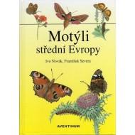 Novák I., Severa F., 2014: Motýli střední Evropy