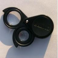 Magnifiers - magnification 8x, 10x, 18x