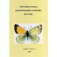 Verhulst J. T., 2019: Aberrations, formes, gynandromorphes et hybrides des Colias