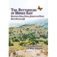 Tshikolovets V., Yehuda O. B., 2020: The Butterflies od Middle East (Lebanon, Syria, Israel, Jordan and Egypt (Sinai Peninsula))