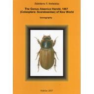 Stebnicka Z.T., 2007: The Genus Ataenius Harold , 1867 (Coleoptera: Scarabaeidae) of New World
