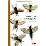 Lacourt J., 2020: Sawflies of Europe, Hymenoptera of Europe 2