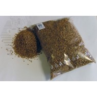 Korková drť granuláž 2-3 mm, 100 gramů - 1 l