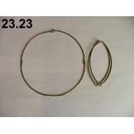 23.23 - Light frame net  diameter 40 cm